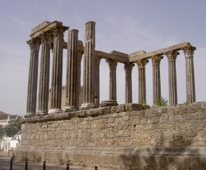 Evora Temple of Diana