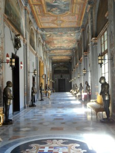 Interior of the Grand Masters Palace