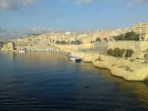 Port of Valletta Malta