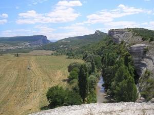 Scenic Russian Landscape