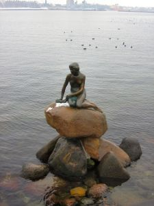 The Mermaid Of Copenhagen