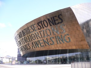 The Millennium Centre Cardiff